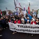 A tüntetések mérlege: összenőtt, ami nem tartozik össze?
