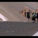 Akinek testét kerekek borítják - Rollerman akcióban