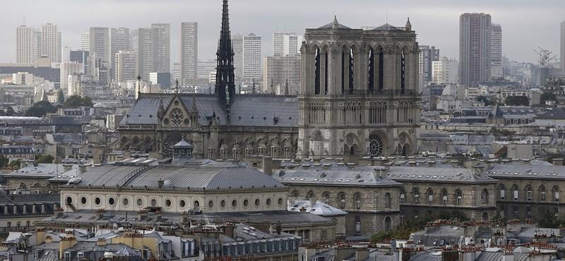 Látta már a Notre-Dame legszebb részét? Itt megnézheti, mert jó ideig biztosan nem fogja tudni