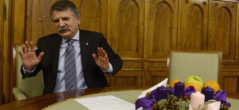 Kövér karácsonyra visszaengedi az RTL-t a Parlamentbe