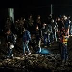 Fotók: Így zárták le a magyar-horvát határt