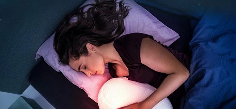 Ilyen segítséget talán még sosem kaptak a rosszul alvók
