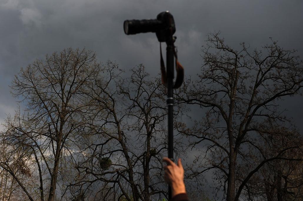 Fényképezőgép fotó Daróczi Dávid temetése