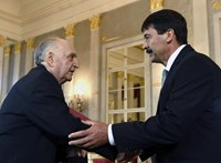 Elhunyt Makkai Ádám kétszeres Kossuth-díjas költő