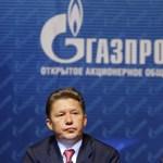 Csökkentette európai gázszállításait a Gazprom – Magyarországra is kevesebb jött