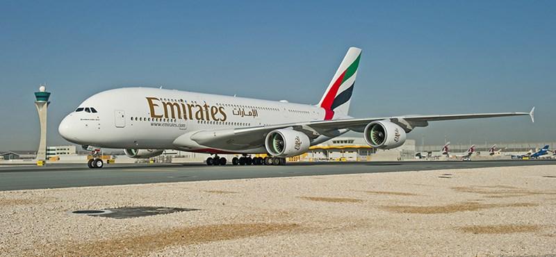 Elindult a világ legrövidebb Airbus A380-as járata – fotó