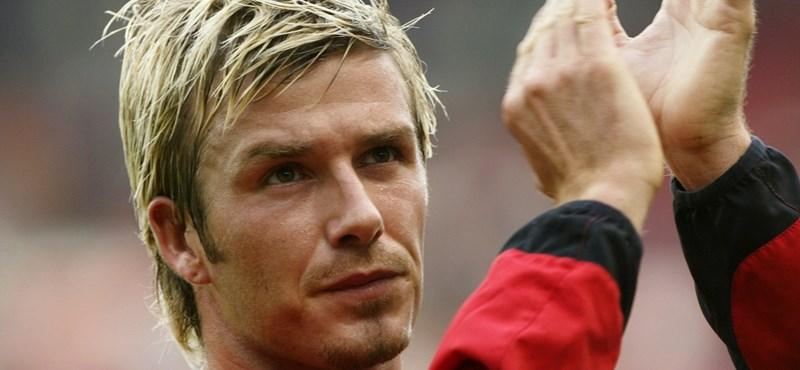 Beckhamre pályázik a Tottenham Hotspur