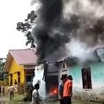 Nők és gyerekek égtek halálra a felrobbant szumátrai öngyújtógyárban