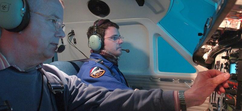 A pilóta szendvicse miatt nem szállt fel egy repülő