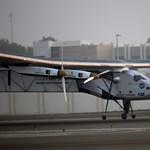 Fotó: Végre elindult az üzemanyag nélküli repülőgép