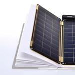 Önnek is jól jöhet: a világ legvékonyabb napelemes töltője