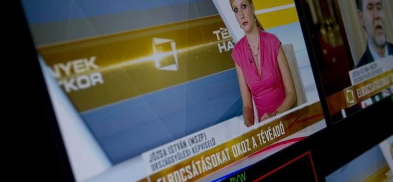 TV2-restart: rövidülhet és tovább bulvárosodhat a Tények