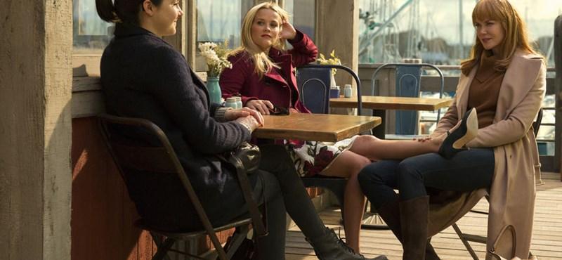 Visszatér az öt dühös nő az HBO-ra, felkészül Meryl Streep