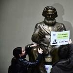 Válaszolt Rétvárinak a Corvinus-rektor: marad a Marx-szobor