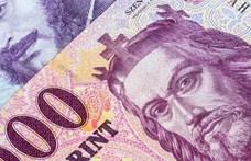 330 ezer forintos bruttó átlagbért mért a KSH