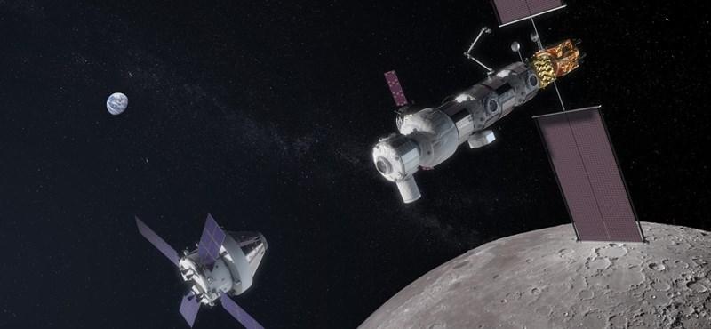 Visszatérne a Holdra a NASA, de felmerült egy kis probléma
