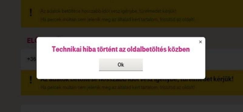 Ömlenek a panaszok a Telekom Facebook-oldalára