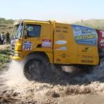Magyar Scania, sorozatsztár és legendák az afrikai Dakar-futamon