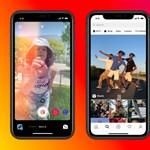 Algoritmust állít a TikTok-videókra az Instagram, korlátozza az elérésüket a Reels-ben