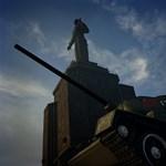 Orosz fegyvereket vesznek az egymással szemben álló azeriek és örmények