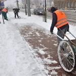 Itt a hó, de ki fizet, ha valaki elesik és eltöri a karját másvalaki háza előtt?