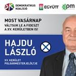Lemond Rákospalota polgármestere