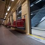 Amelyik budapesti metróban van légkondi, azt legalább tisztítják