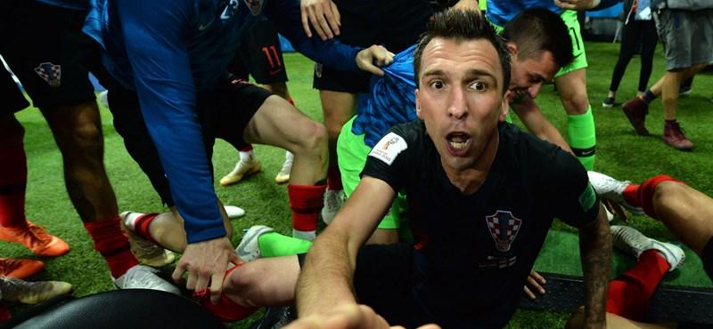 Mario Mandzukic lemondta a válogatottságot
