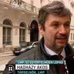 LMP: loptak a Klebelsberg Központnál
