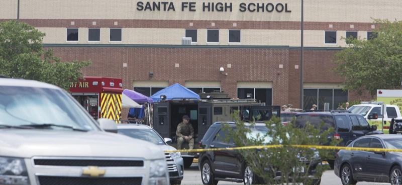 Legalább nyolcan meghaltak a texasi iskolai lövöldözésben