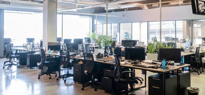 ¿Trabaja en una oficina de una sola habitación?  Entonces tenemos malas noticias