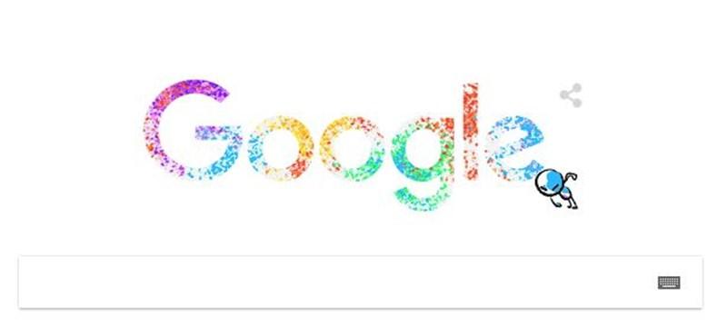 Ma újabb különleges logóval lep meg a Google