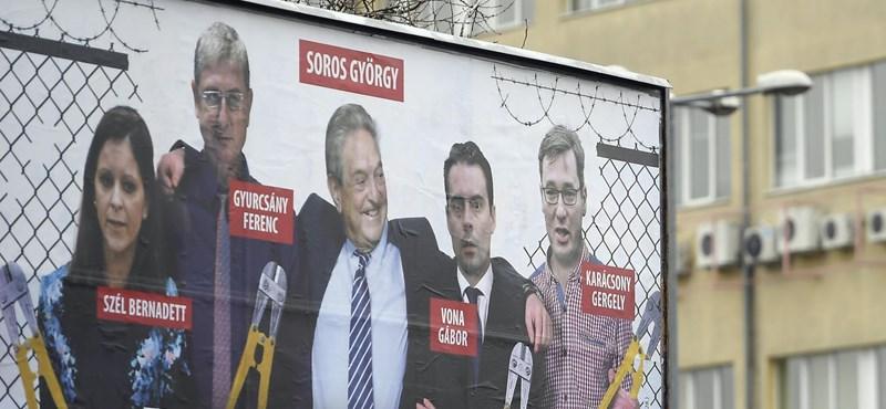 Legnagyobb félelmével plakátolja tele az országot a Fidesz