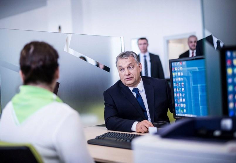 Radikálisan átszabná saját hivatalait az Orbán-kormány
