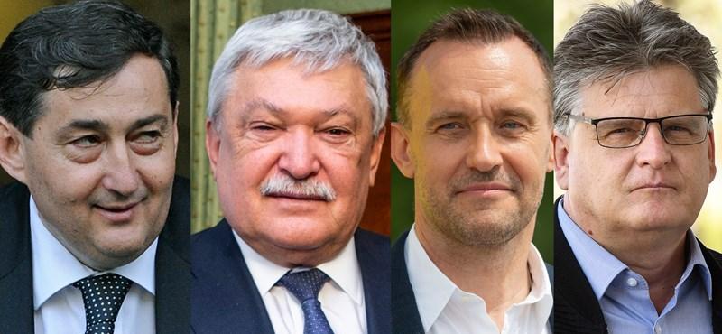 A tíz leggazdagabb magyarnak 2506 milliárd forintja van – kijött a top 100-as lista