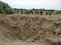 Lezárták a Városliget egy részét, gránátokat találtak