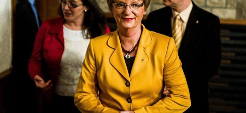 Hoffmann Rózsa szerint tízből kilenc tanár igényli a tanfelügyeletet