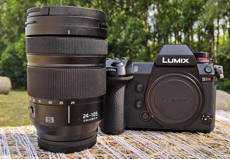 Teszten az abszolút profi fényképező, a Lumix S1R - nem pehelysúlyú versenyző