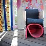 Bútorok hippiknek jógamatracból