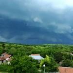 Az ország nagyobbik része megússza a felhőszakadást