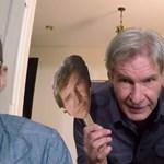 Harrison Ford a Skype-on lepte meg a Star Wars-rajongókat
