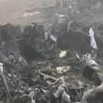 Lezuhant egy kínai repülőgép - videó