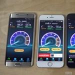 iPhone 6 vs. Galaxy S6: melyiknek gyorsabb a wifije?