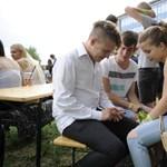 Felvételizőknek: Szombathelyen is lesz ponthatárváró buli