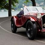 Erre az Alfa Romeóra a nagy Enzo Ferrari is büszke volt