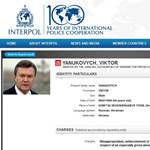 Az Interpol felfüggesztette Viktor Janukovics körözését