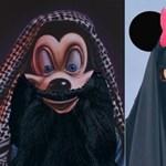 Fotó: betilthatják az iszlamista Mickey egeret Egyiptomban