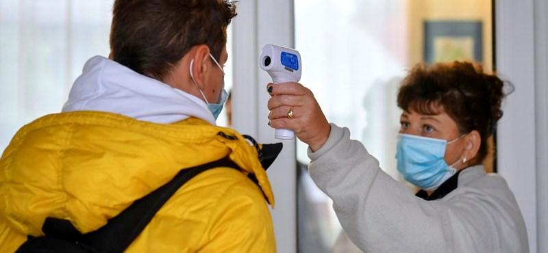 Őszi érettségi: mi a teendő, ha a vizsgázó igazoltan koronavírus-fertőzött?