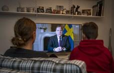 Több ezer halottra számít az országban a svéd miniszterelnök a koronavírus miatt