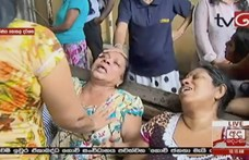 Sri Lanka – összehangolt húsvéti merényletsorozat – 137 halott 300 sebesült